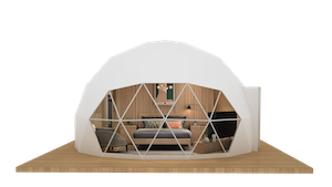 Glamping Dome Tent