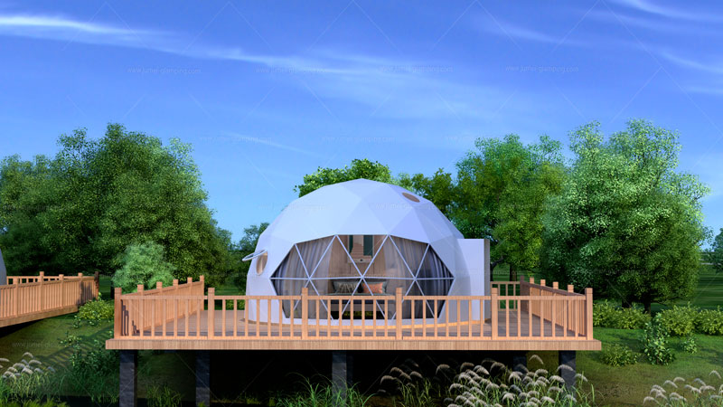 Glamping Dome Pod