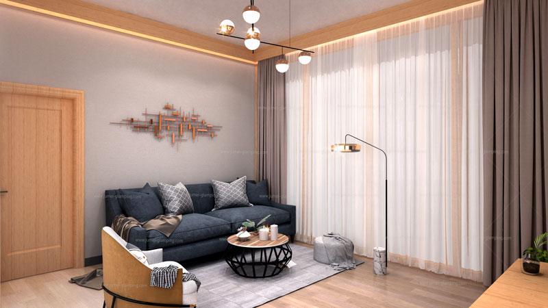 S81 Living Room
