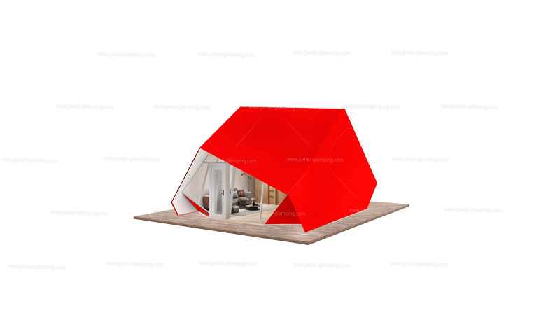 Polygon Glamping Pod