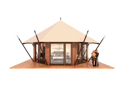 Safari Lodge Tent A-45