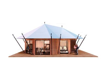 Safari Lodge Tent A-65