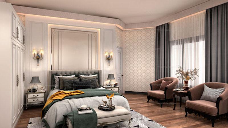 J Series Bedroom