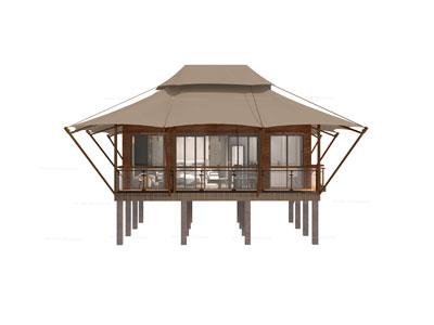 Safari Lodge Tent Y-56