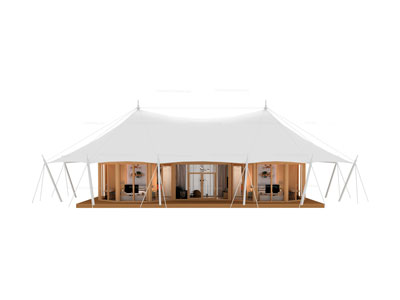 Safari Lodge Tent S-81